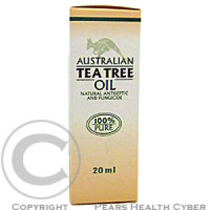 Tea Tree oil 100% čistý olej 20ml