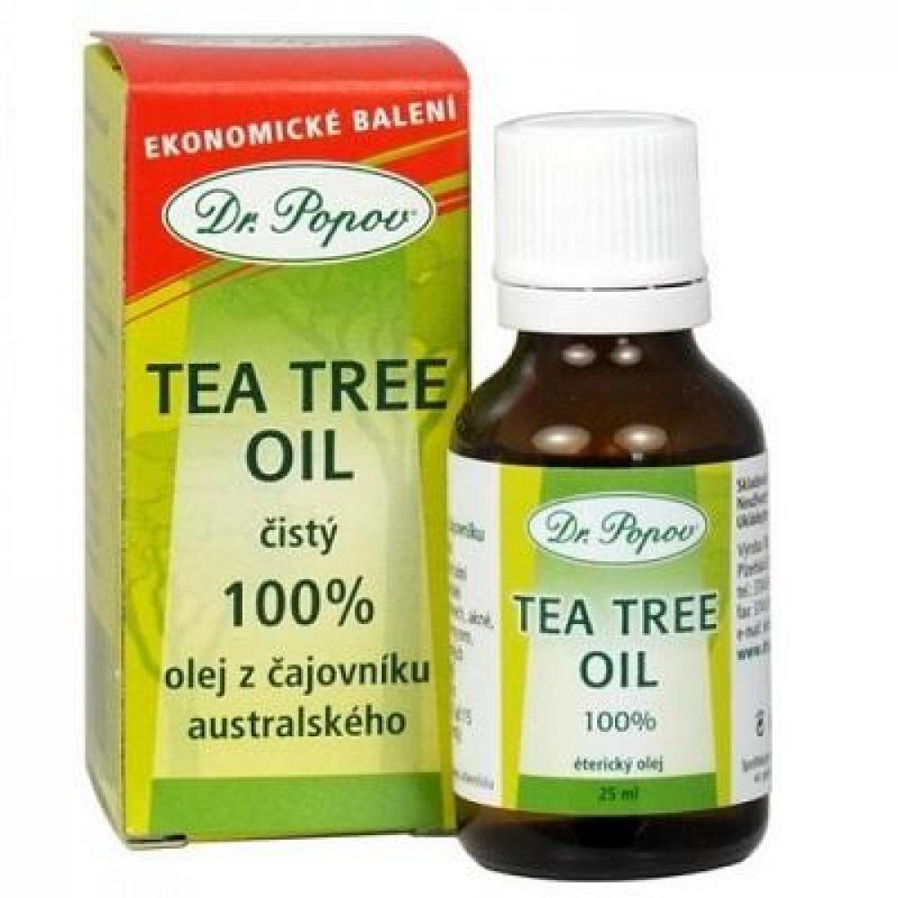 DR. POPOV Tea Tree Oil 25 ml