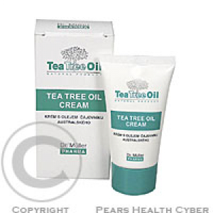 Tea Tree Oil krém 30 ml Dr. Müller