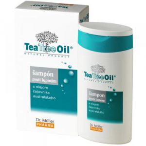 Tea Tree oil šampon 250ml (Dr.Müller)