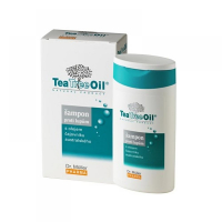 DR. MÜLLER Tea Tree Oil šampon proti lupům 200 ml