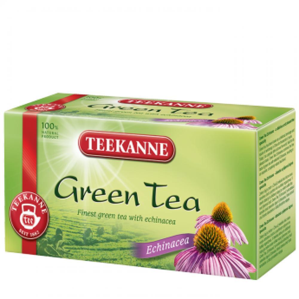 TEEKANNE Zelený čaj Echinacea 20x1,75 g