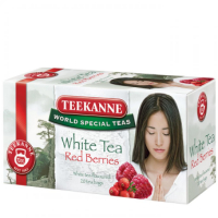 TEEKANNE Bílý čaj Red Berries 20x1,25 g