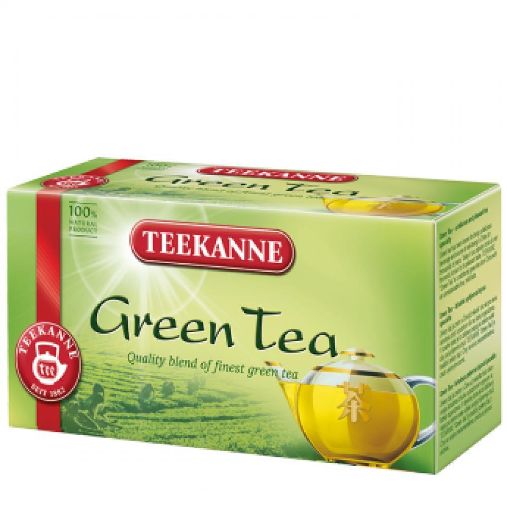 TEEKANNE Zelený čaj 20x1,75 g