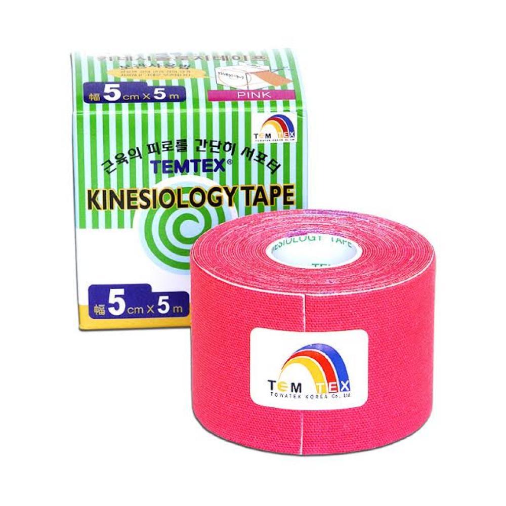 TEMTEX Tejpovací páska růžová 5cm x 5m