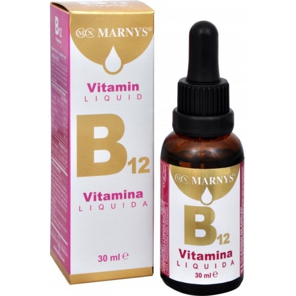 Tekutý Vitamín B12 30ml