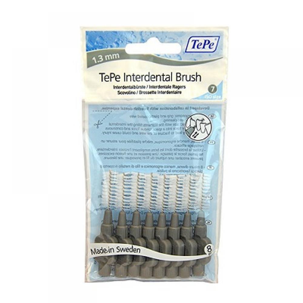 TePe Original mezizubní kartáčky 1,3 mm šedé 8 ks