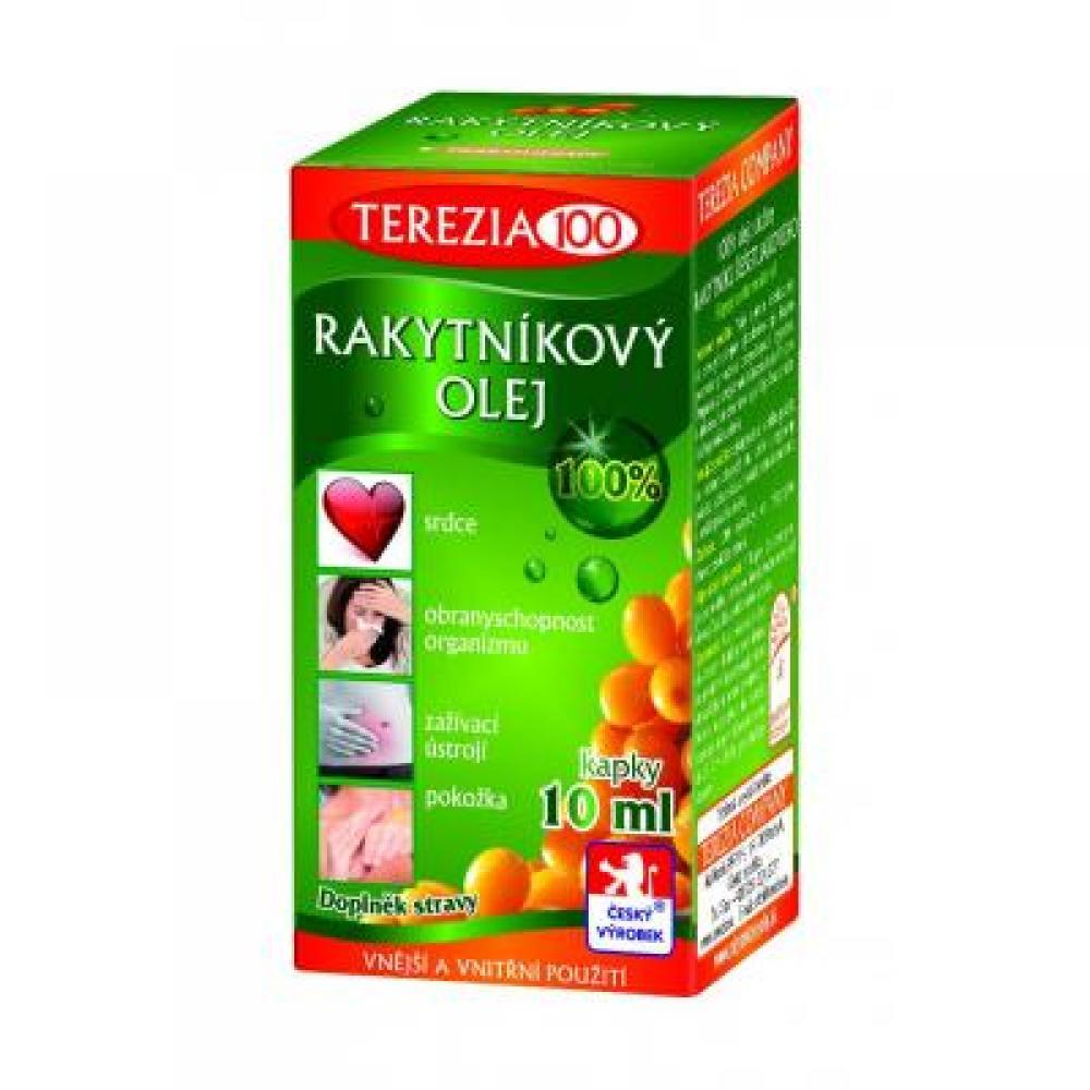 TEREZIA Rakytníkový olej kapky 10 ml