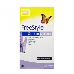 FreeStyle Optium ß-ketone 10ks