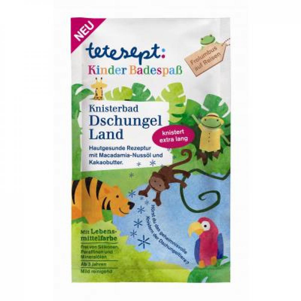 TETESEPT Dětská koupelová sůl džungle 50 g