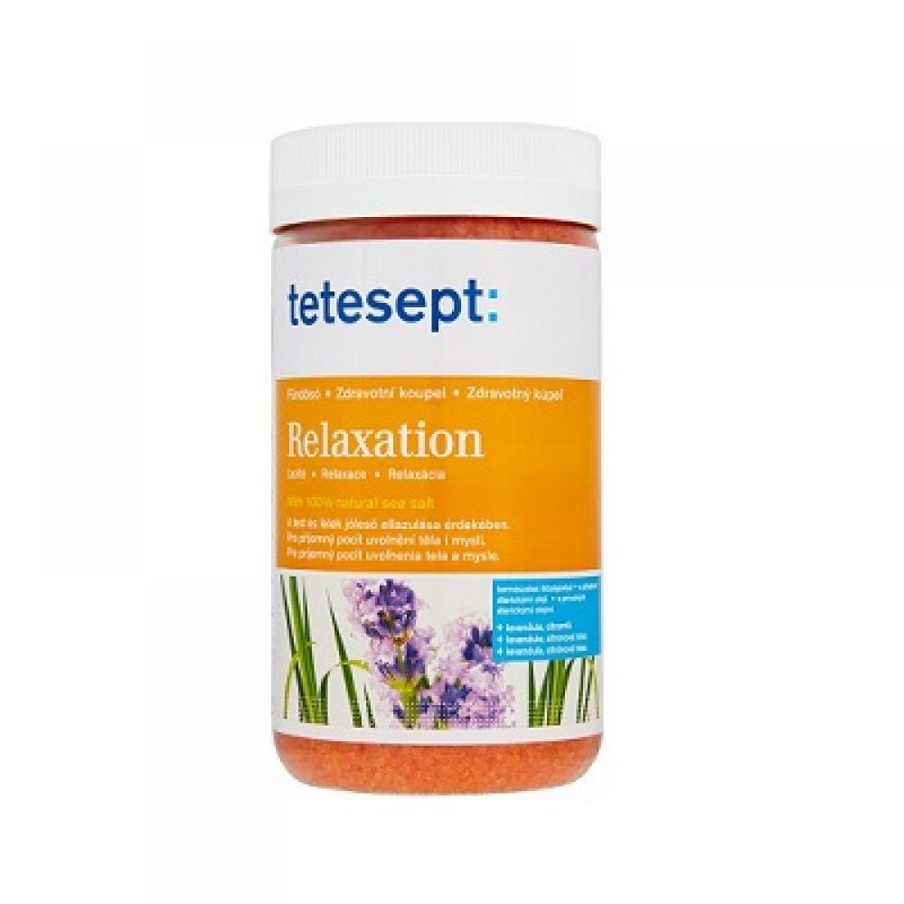 TETESEPT Mořská sůl pro uvolnění 900 g
