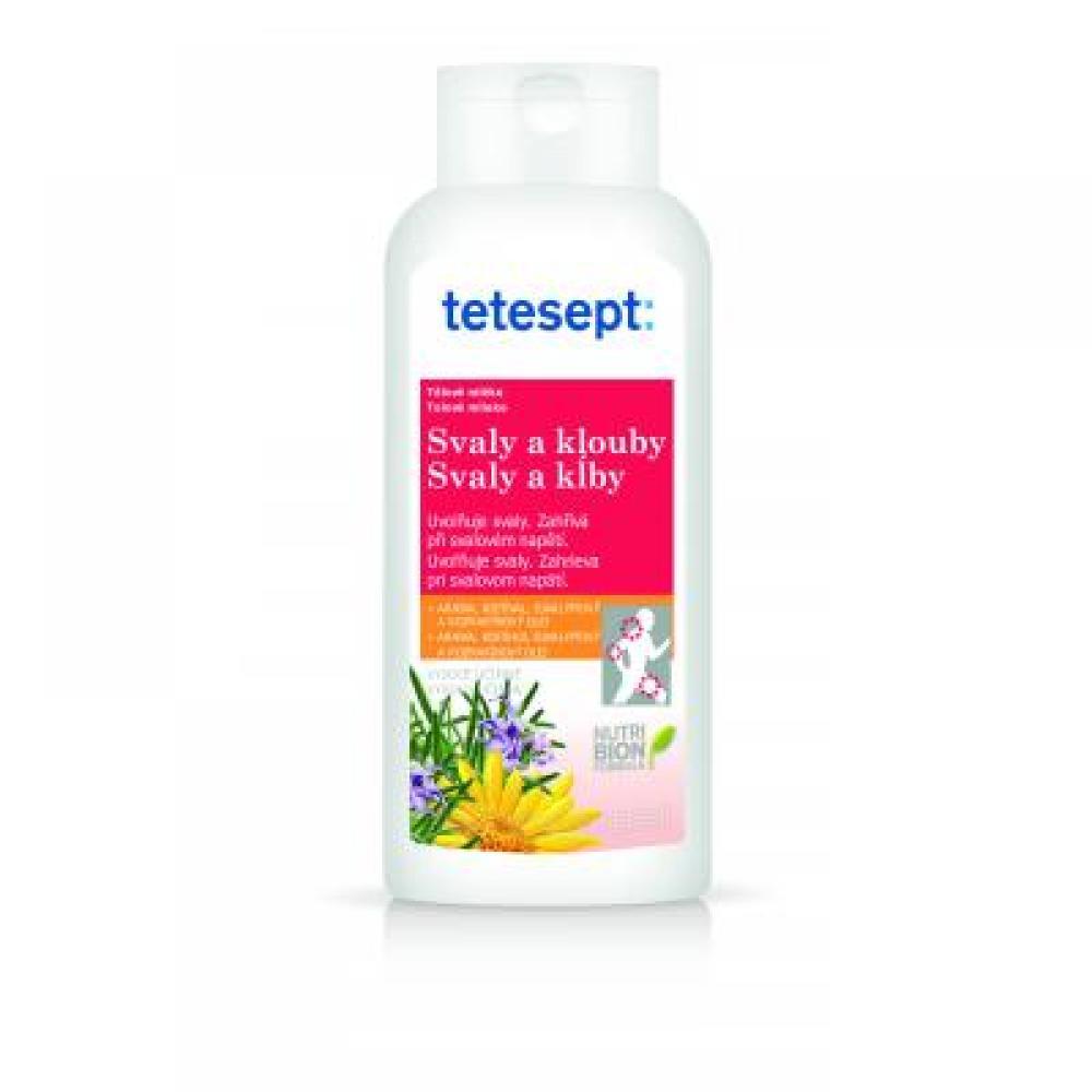 TETESEPT Tělové mléko pro svaly a klouby 250 ml