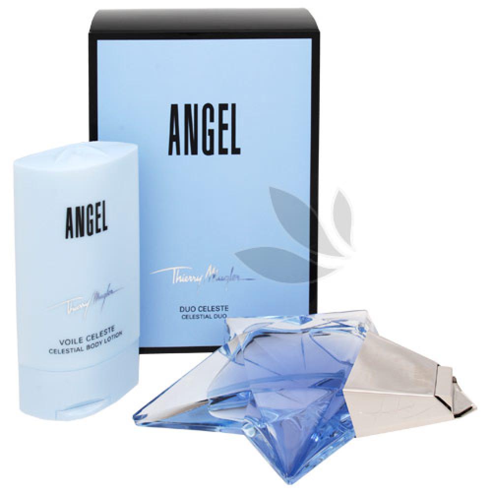 Thierry Mugler Angel Parfémovaná voda 50ml Edp 50ml + 100ml tělové mléko