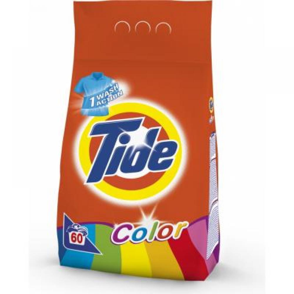 Tide prášek Color 4,5kg - 60 pracích dávek
