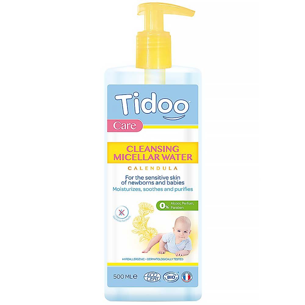 TIDOO Care Čistící micelární voda BIO 500 ml
