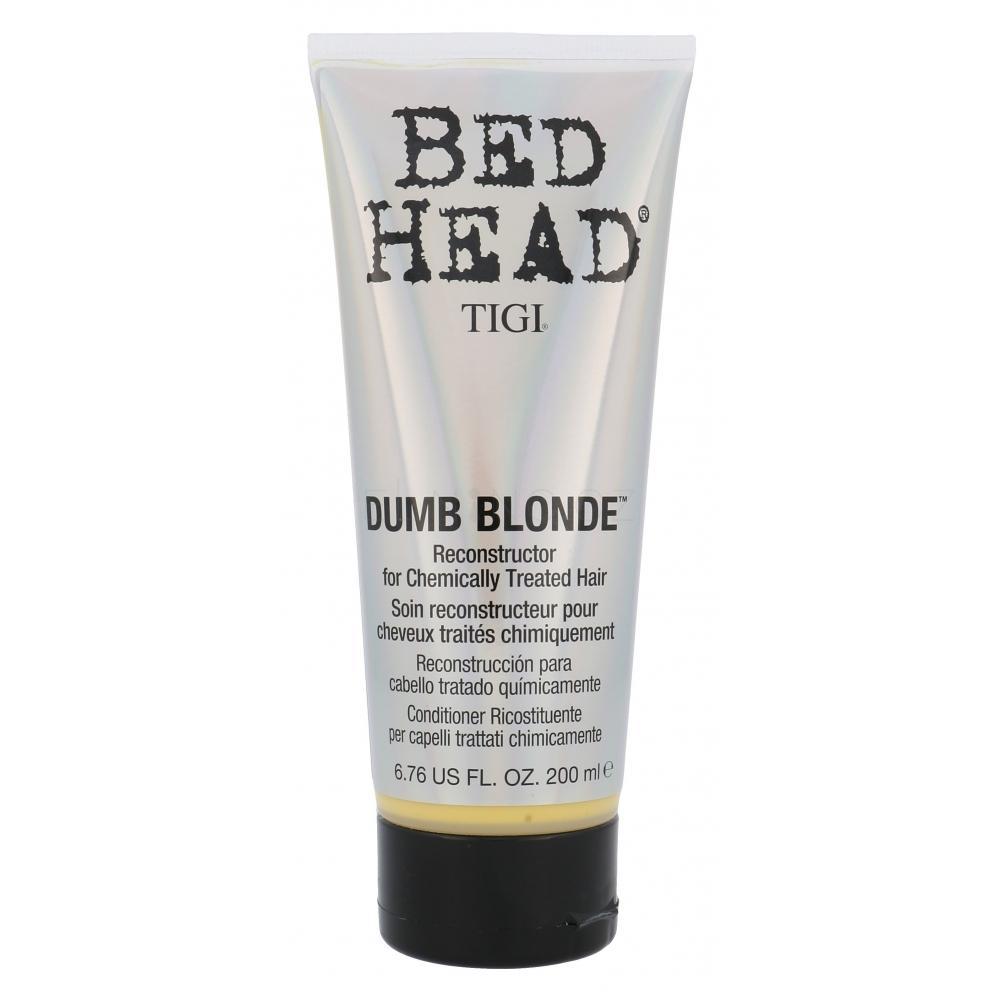 Tigi Bed Head Dumb Blonde Reconstructor 200ml Regenerátor poškozených vlasů