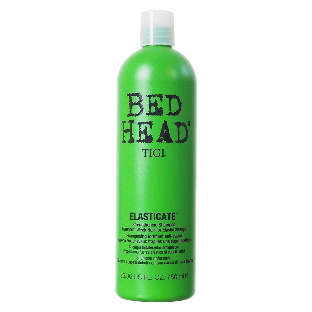 TIGI Bed Head Elasticate Strengthening Shampoo 750 ml Posilující vyživující šampon