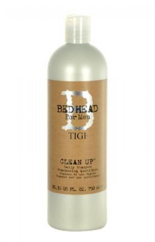 Tigi Bed Head Men Clean Up Shampoo 750ml Pro každodenní použití