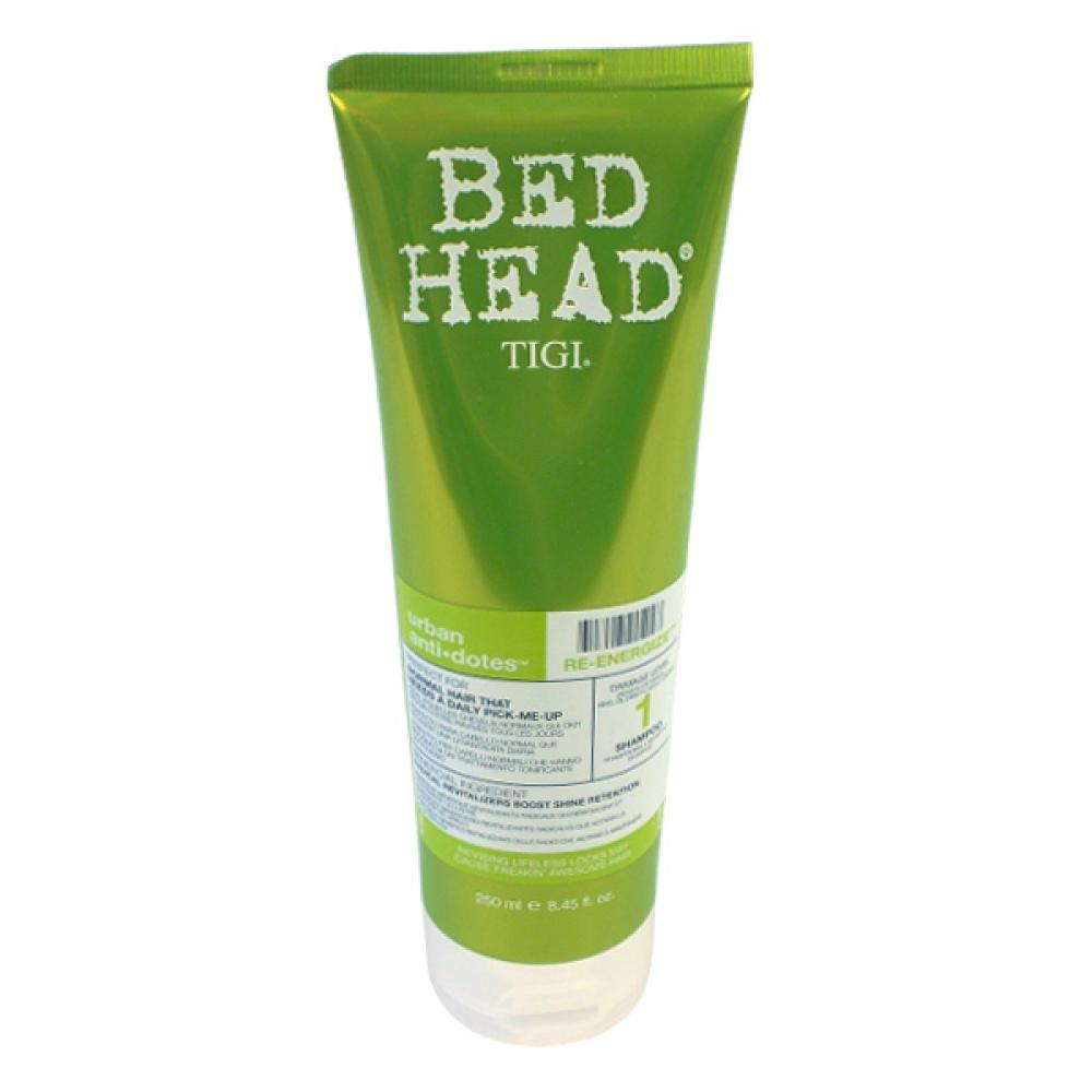 Tigi Bed Head Re-Energize Shampoo 250ml Revitalizující šampon
