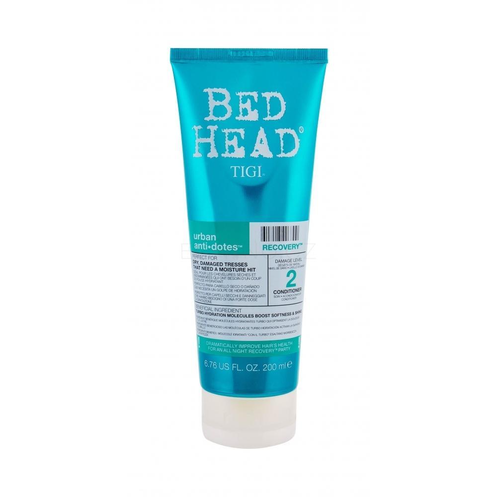 Tigi Bed Head Recovery Conditioner 200ml Kondicioner pro silně poškozené vlasy