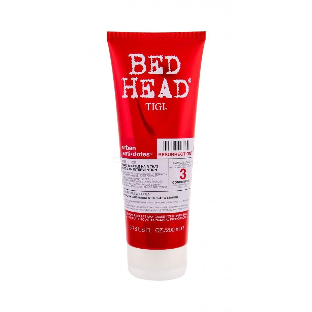 Tigi Bed Head Resurrection Conditioner 200ml Kondicioner pro velmi oslabené vlasy
