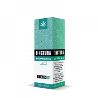 CBDex Tinctura deprema 2% 10 ml