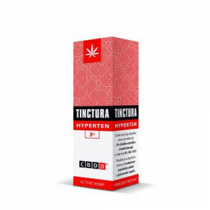 CBDex Tinctura hyperten 3% 10 ml