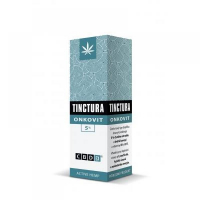 CBDex Tinctura onkovit 5% 10 ml