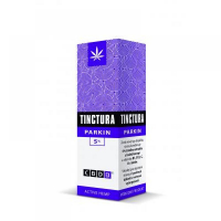 CBDex Tinctura parkin 5% 10 ml