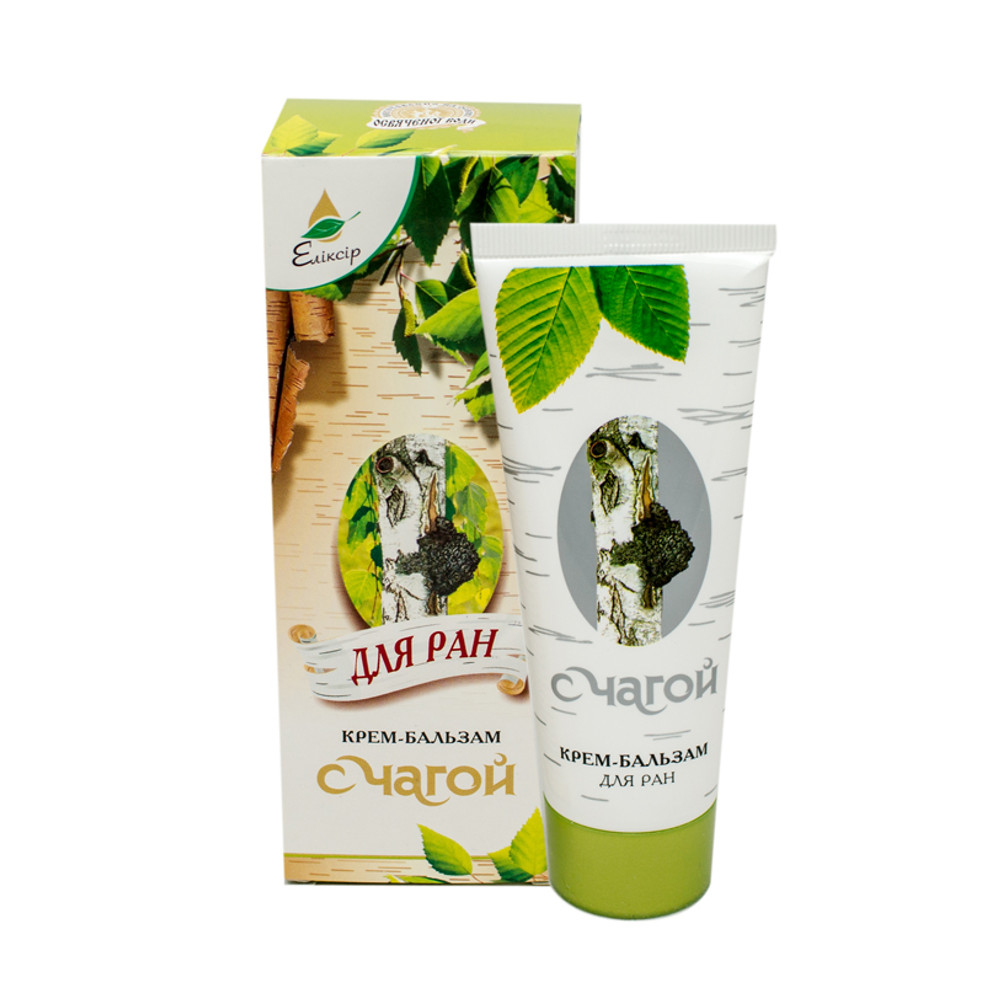 TML Čaga krém-balzám na jizvy 75 ml