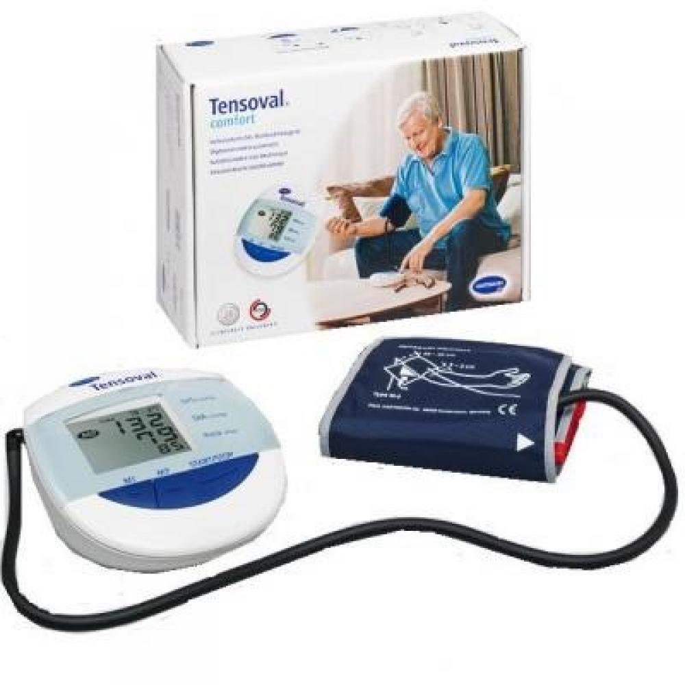 TENSOVAL Digitální tlakoměr Comfort s manžetou M