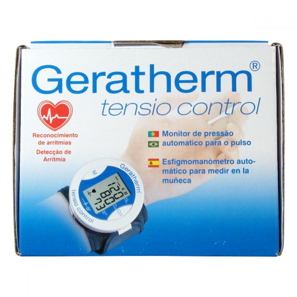 Tonometr digitální automatický TENSIO CONTROL Geratherm zápěstní