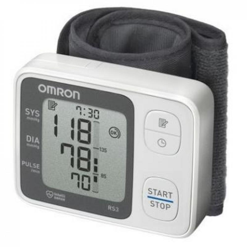 OMRON Tonometr digitální RS3 na zápěstí poškozený obal