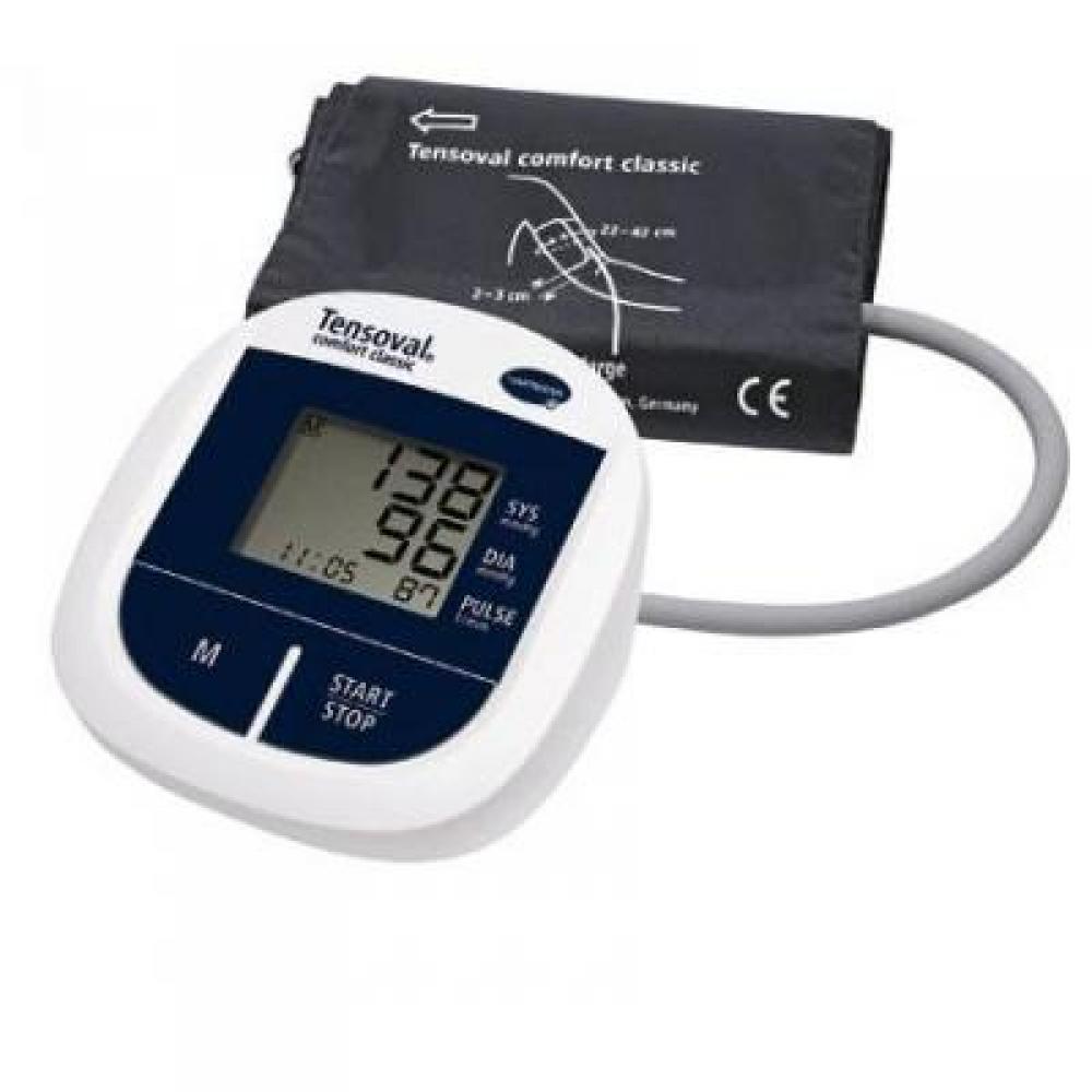 TENSOVAL Digitální tlakoměr Comfort Classic s univerzální manžetou