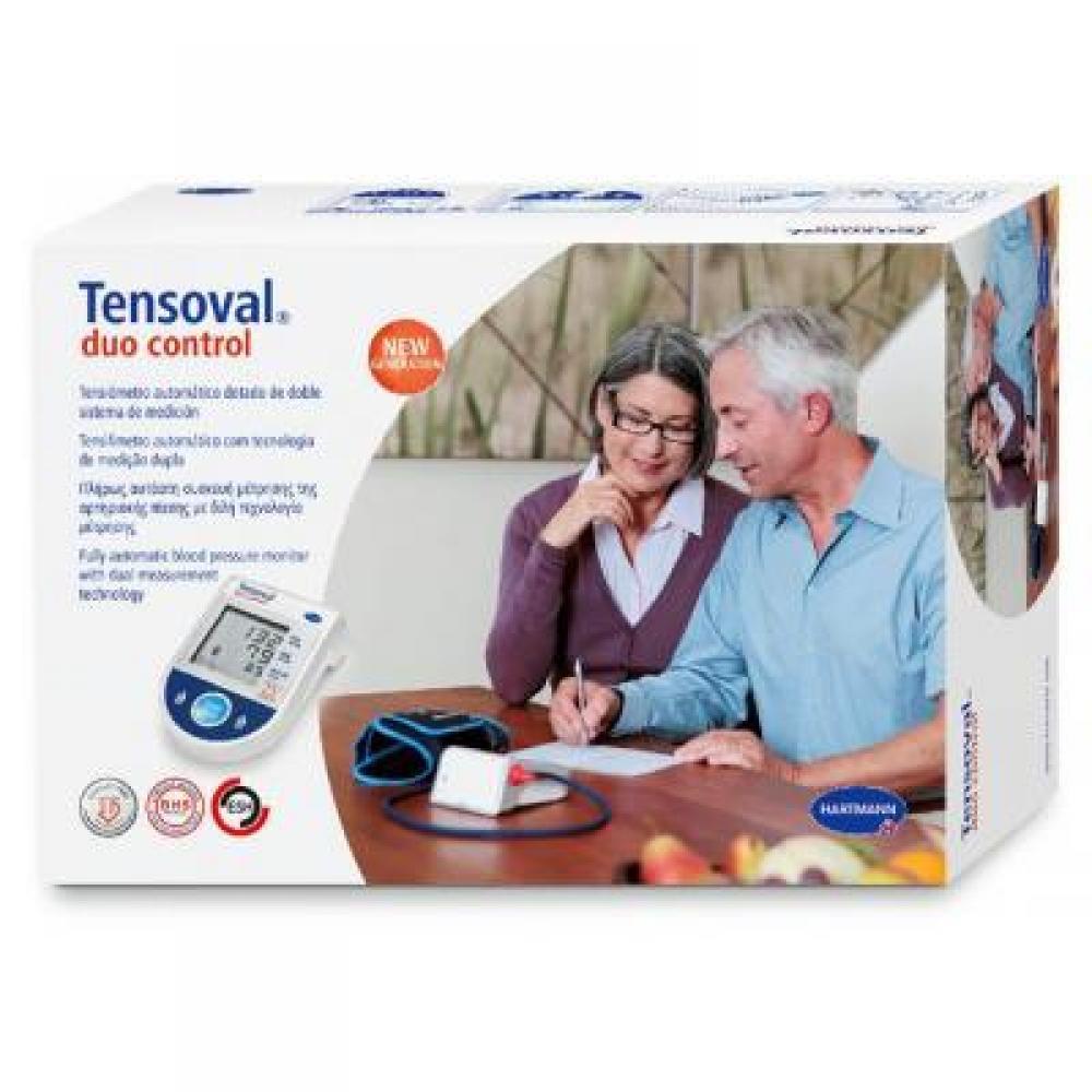 TENSOVAL Digitální tlakoměr Duo Control s manžetou M