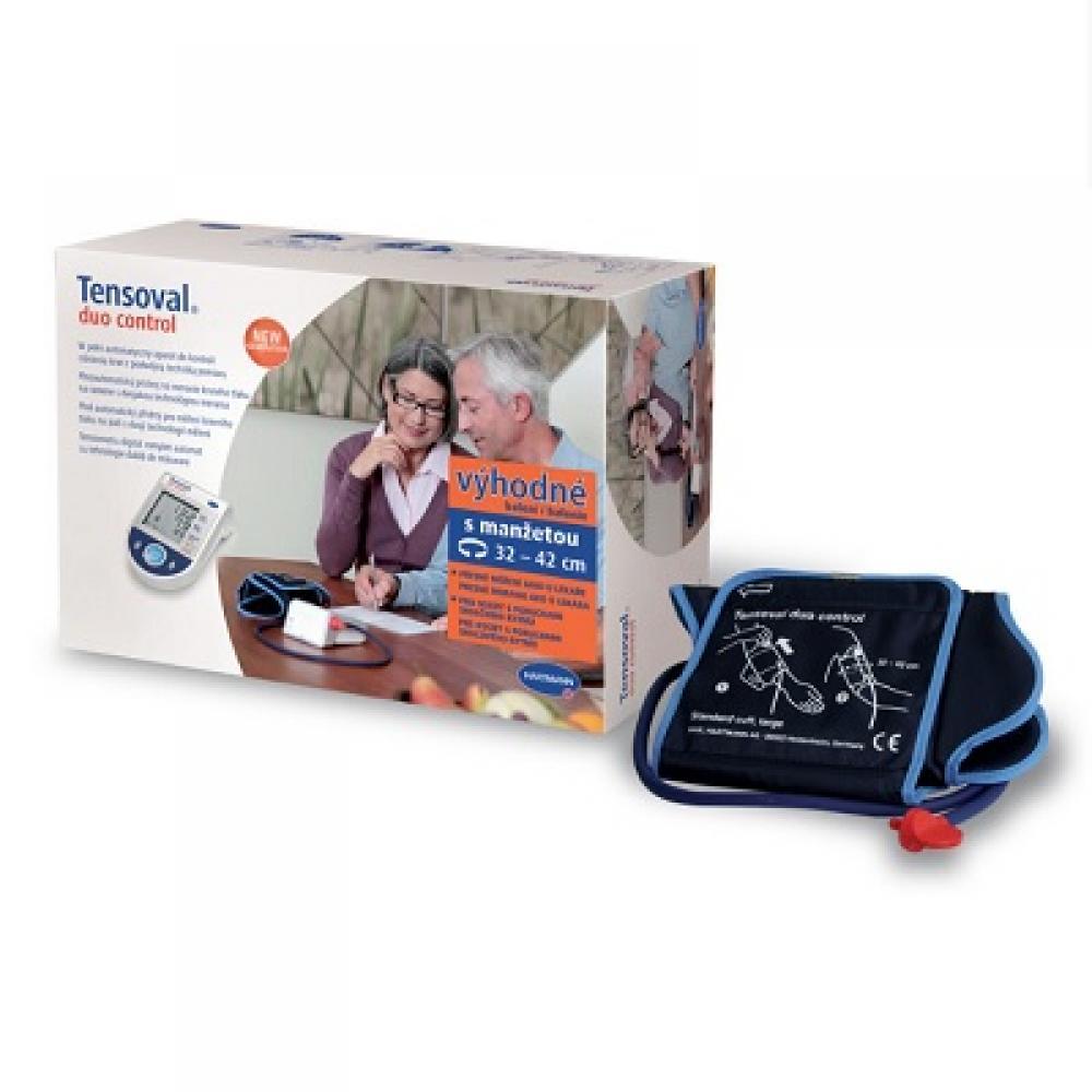 TENSOVAL Digitální tlakoměr Duo Control II s manžetou L
