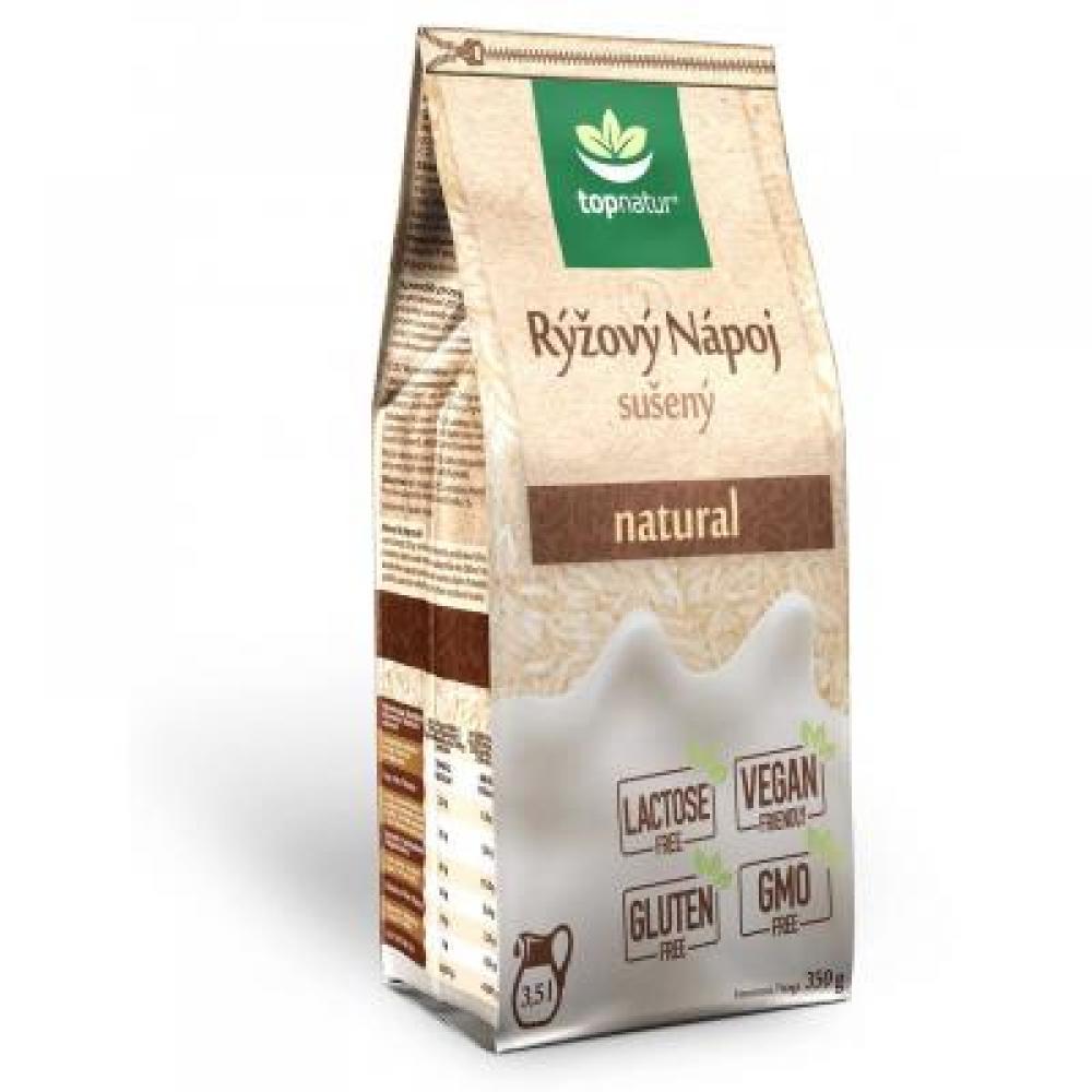 TOPNATUR Rýžový nápoj sušený 350 g