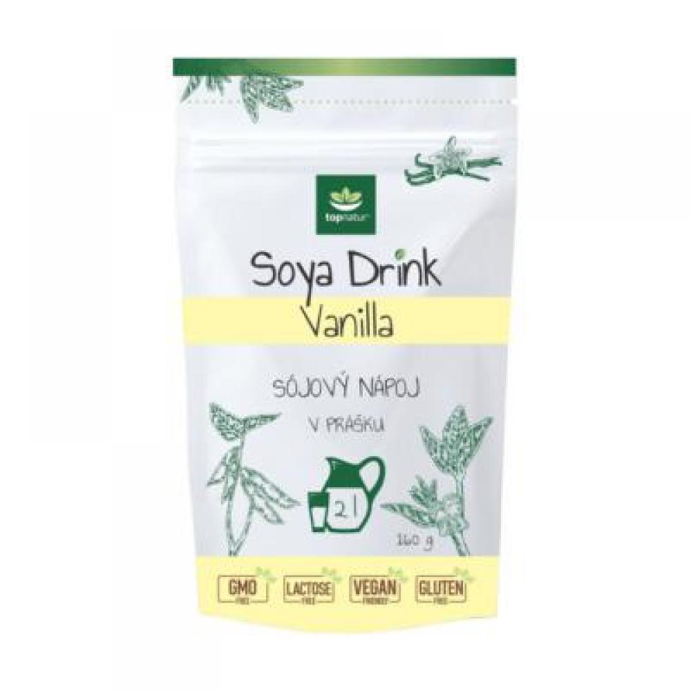 TOPNATUR Soya Drink Vanilla 160 g