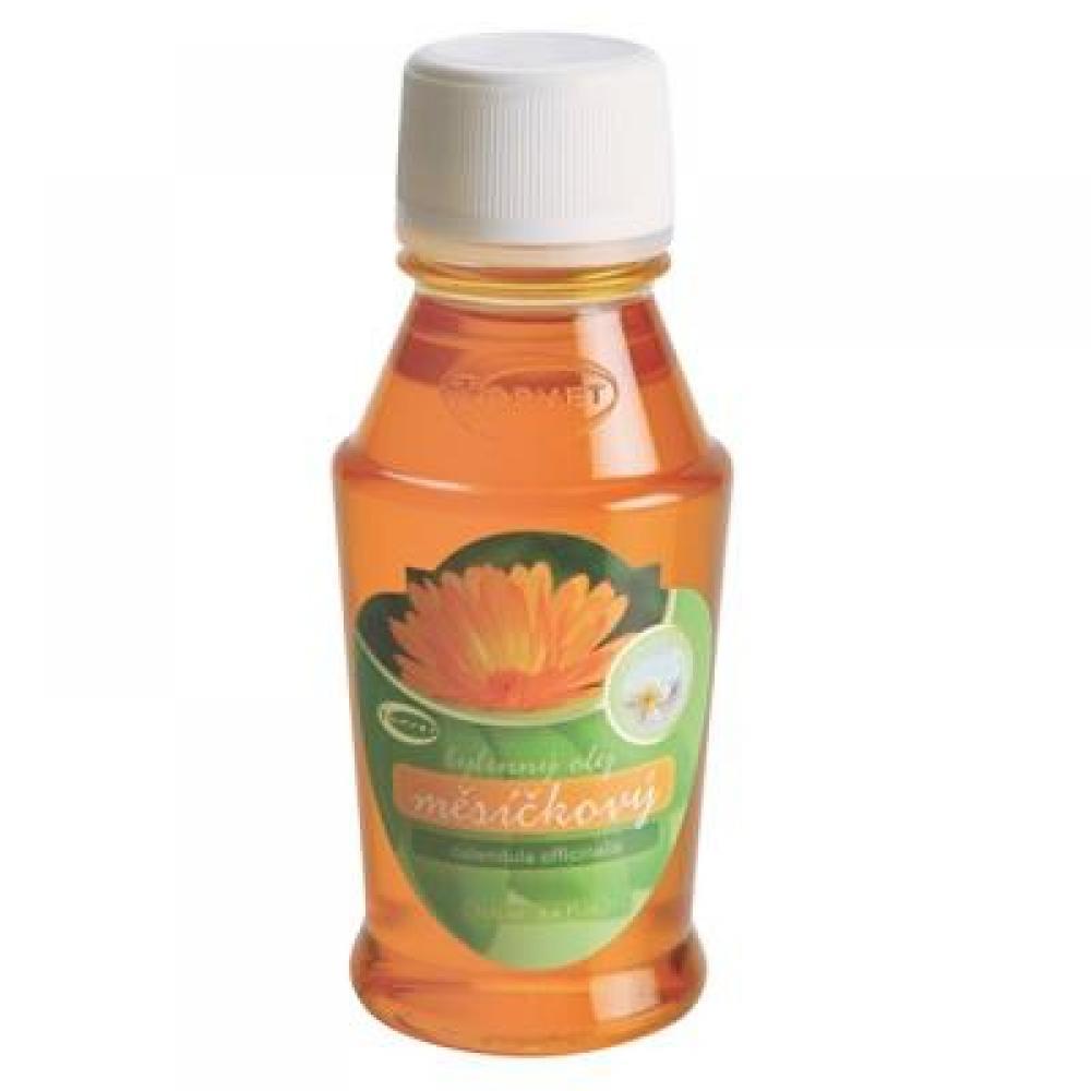 TOPVET Měsíčkový bylinný olej 100 ml