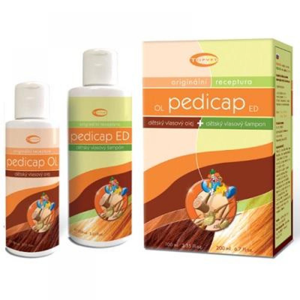 Topvet Pedicap olej 100 ml šampon 200 ml dárková sada