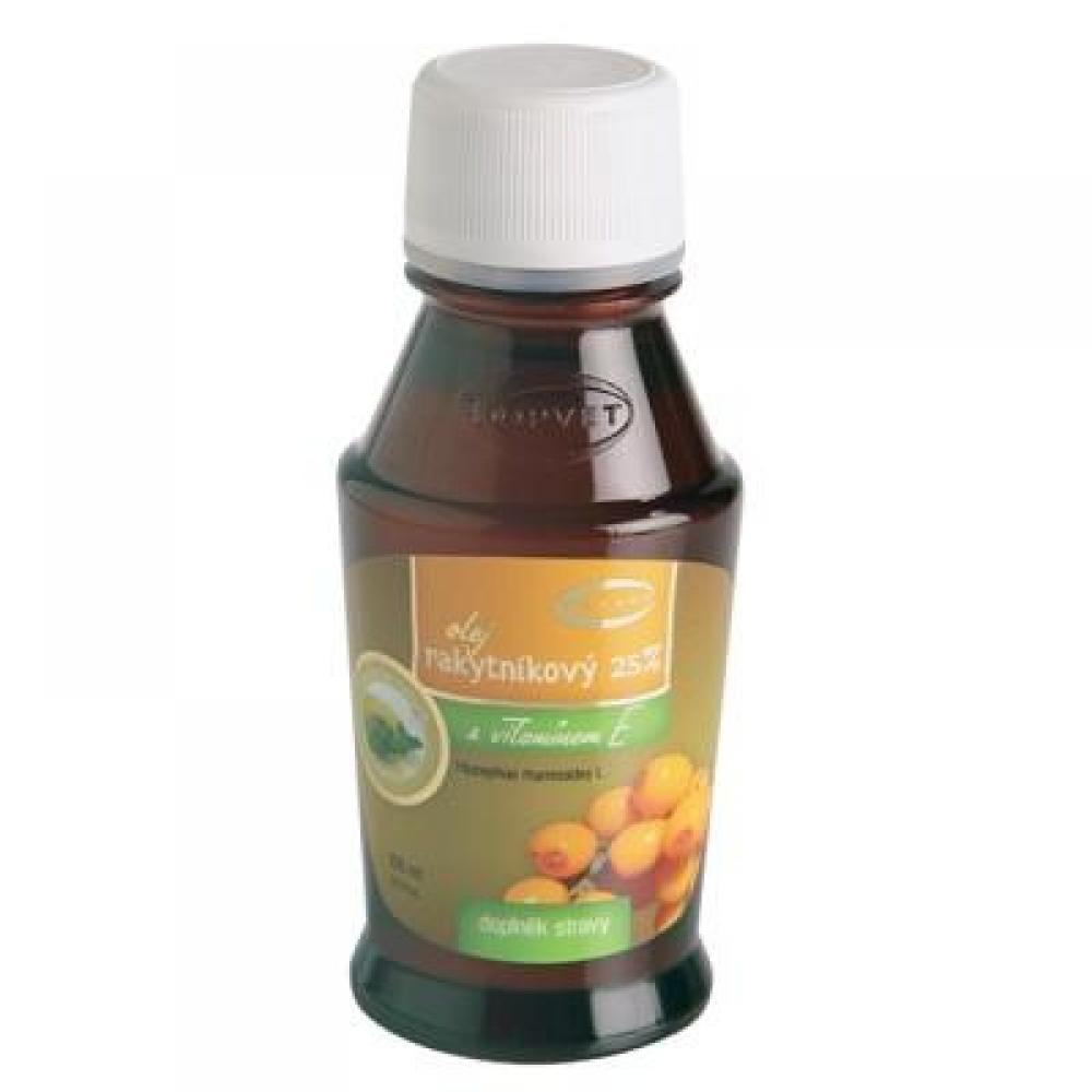 TOPVET Rakytníkový olej 25% 100 ml
