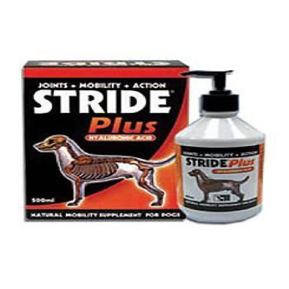 Fotografie TRM pro psy Stride Plus sol 500 ml TRM
