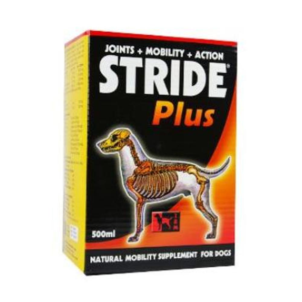 TRM pro psy Stride Plus sol 500 ml