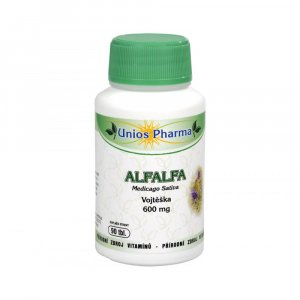 UNIOS PHARMA Trophic Alfalfa 600 mg 90 tablet
