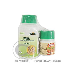 Trophic PABA 300 mg tbl. 100