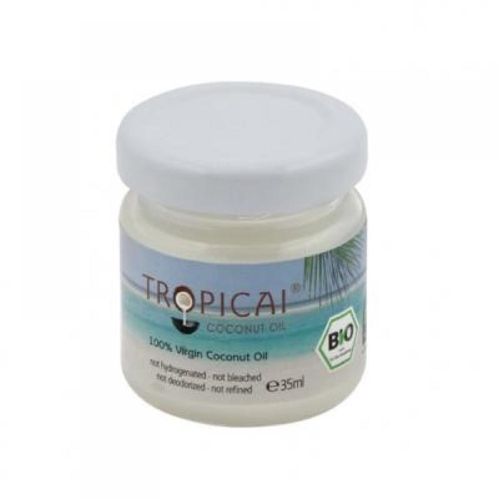 TROPICAI Kokosový panenský olej bio 35 ml