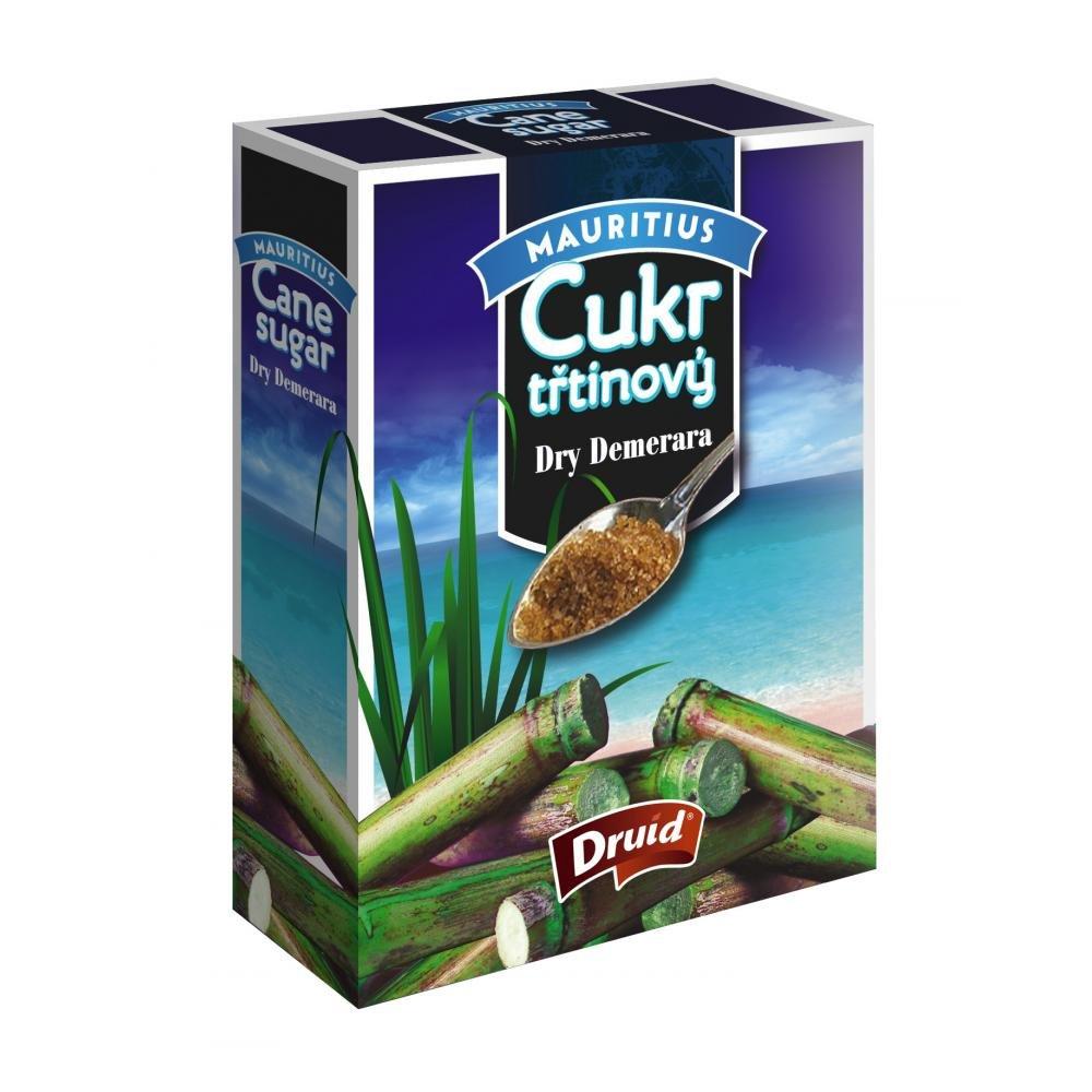 Třtinový cukr Dry Demera 400 g