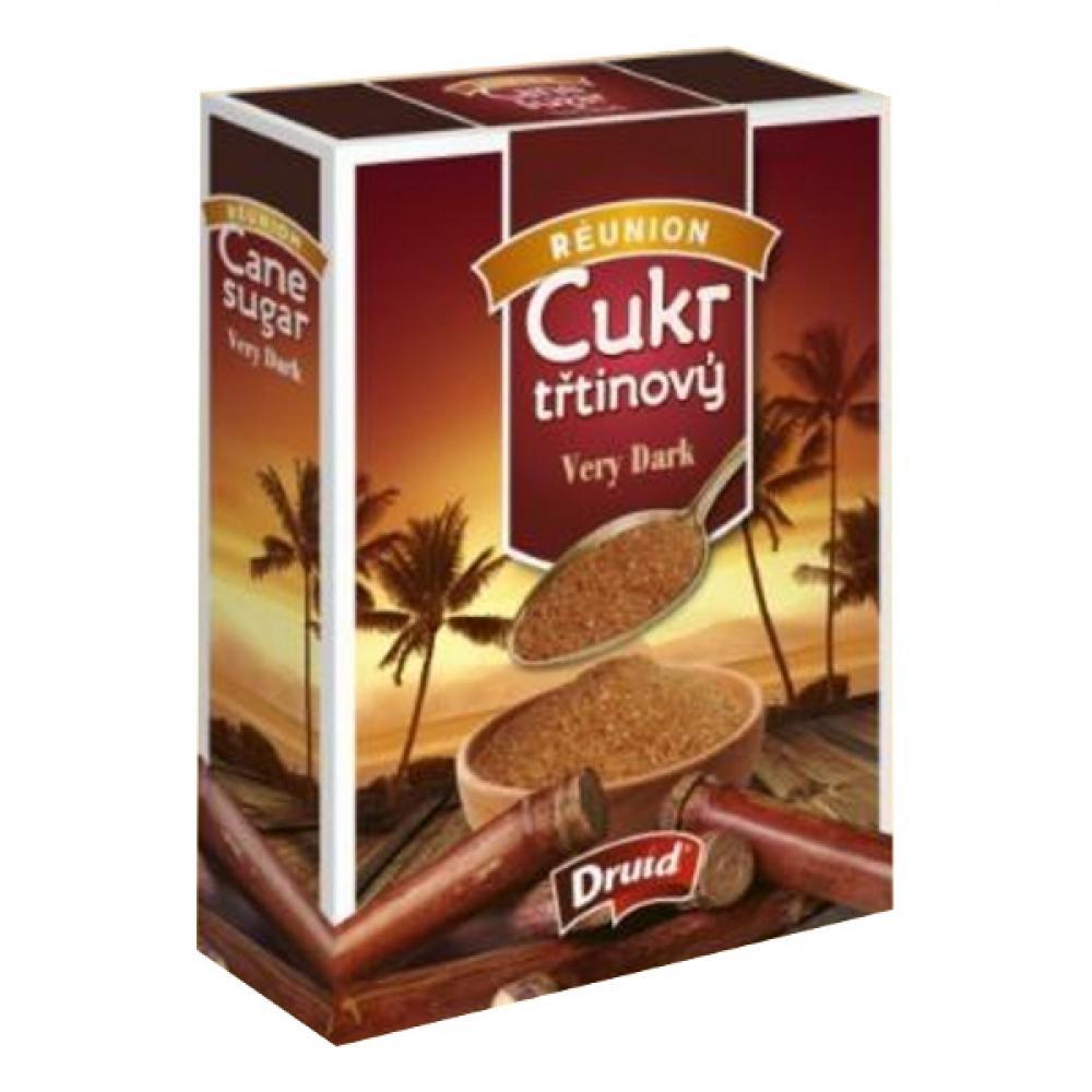 Třtinový cukr Very Dark - krabička 400g