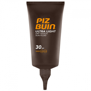 PIZ BUIN Ultra Light Dry Touch Sun Fluid SPF30 Fluid na opalování 150 ml