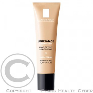 UNIFIANCE Cr.Satin 01 Ivore 30ml make-up 17202021